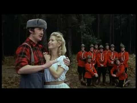 Lumberjack song -Monty Python not exactly what Canadian lumberjacks are like but still funny!!