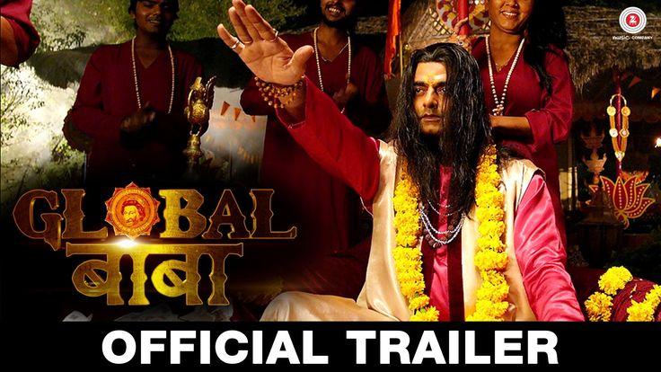 Global Baba - Official Trailer   Sanjay Mishra, Ravi Kishan & Sandeepa Dhar