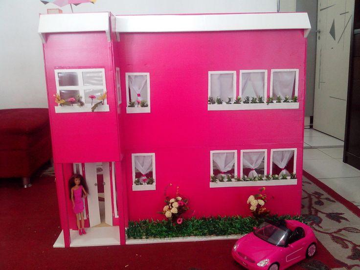 Casinhas de Bonecas para Barbie