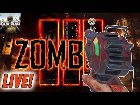 Live BO3: Zombies with subs! Road to 250 subscribers! Subscribe to join Hello Guys Welcome to my channel! I Stream Call of duty. Like what you see? Be sure to like comment and subscribe!! Will be making banners for subscribers soon! Add my PSN XxElite-SlaysxX I stream Daily so turn notifications on so you don't miss out on my Streams or Videos! I am Elite and im out Peace!