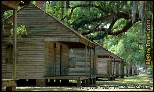 Southern Plantation Mansions Tours Near New Orleans Louisiana - Evergreen Django