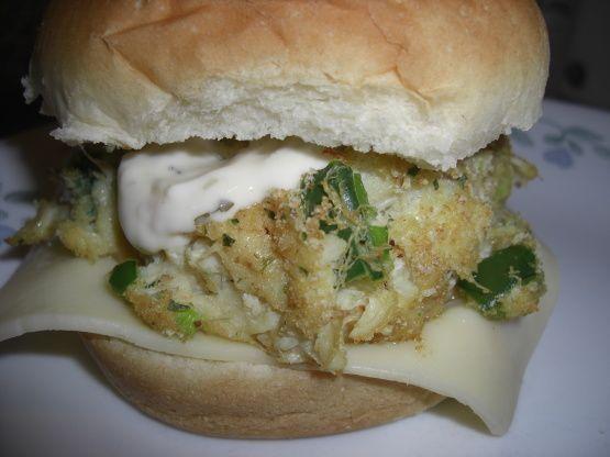 Crabby Patties Recipe - Food.com
