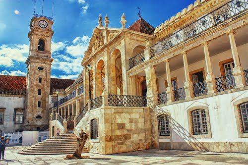 University of Coimbra, Portugal Panoramio - Photos by starMAN
