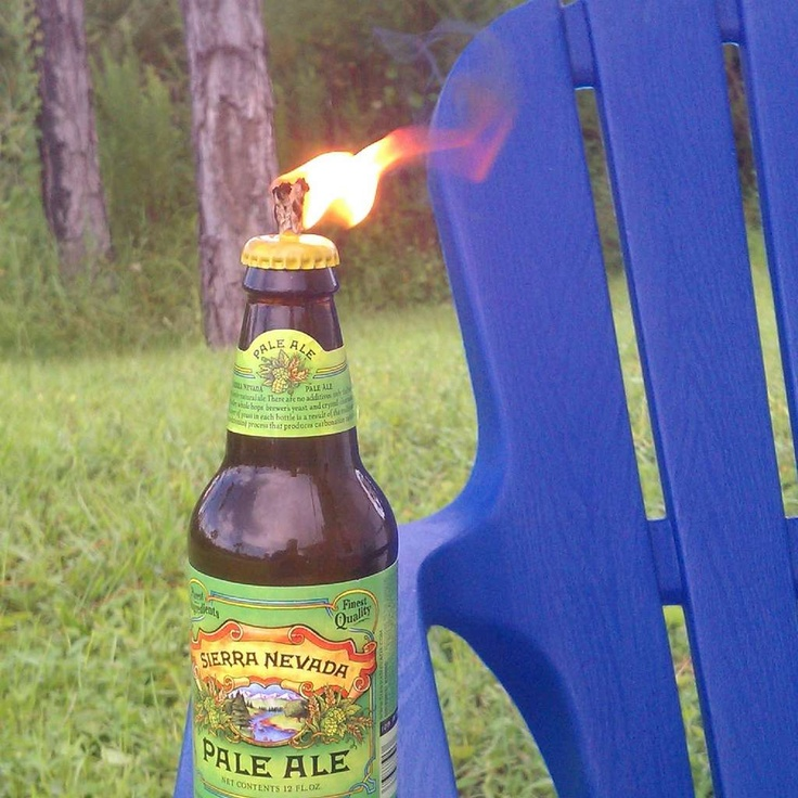 beer bottle torch: Citronella Oil, Bottle Download, Idea, Camps Gears, Oil Lamps, Beer Bottles, Wine Bottle, Glasses Bottle, Tiki Torches