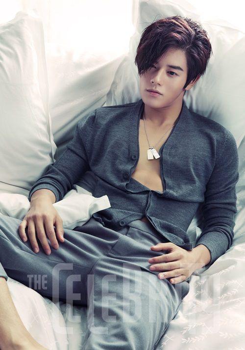 Dong Jun - The Celebrity Magazine