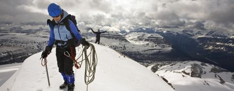 MEC About: Mountaineering and Alpine Climbing