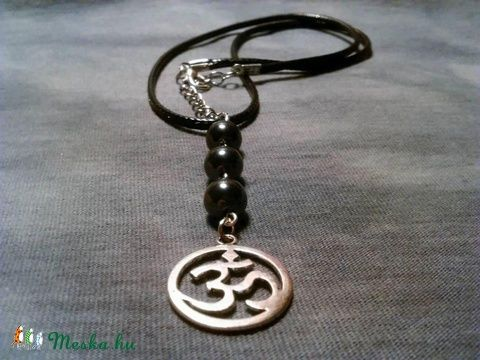 OM  - tökéletes védelmező amulett (akucsmoni) - Meska.hu