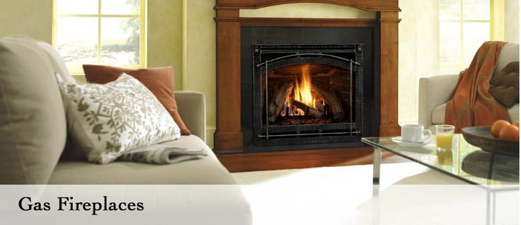 Gas Fireplaces, Direct Vent Gas Fireplaces, Fireplaces Gas Logs, Vent Free Gas Fireplaces