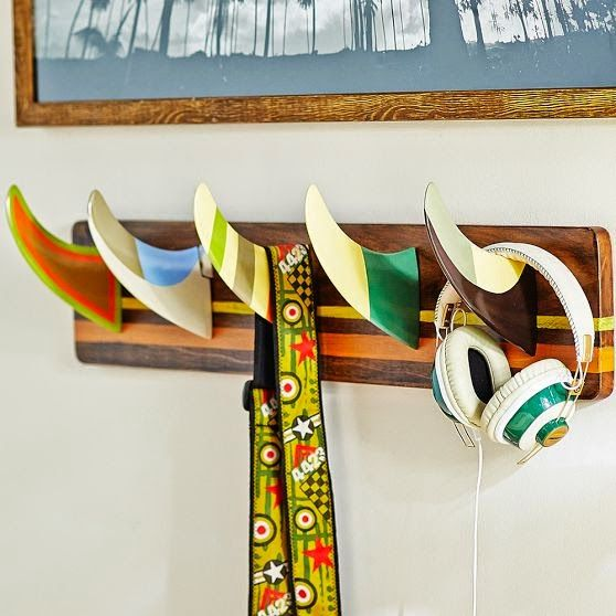 surf fin display - Google Search