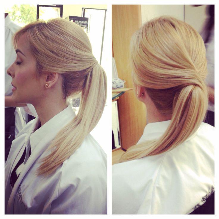 Coleta Hair Sara Londoño  Model Laura Gamboa
