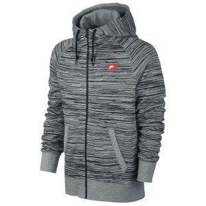 Nike Full Zip Speed Stripe Hoodie