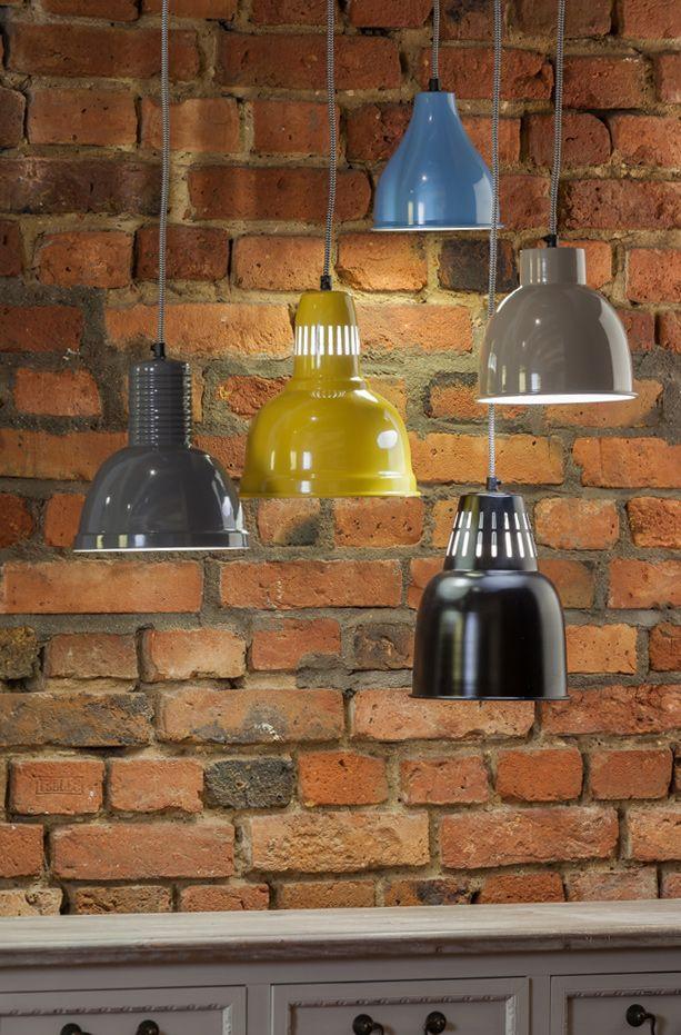 Lampy wiszące NUNO marki Aluro