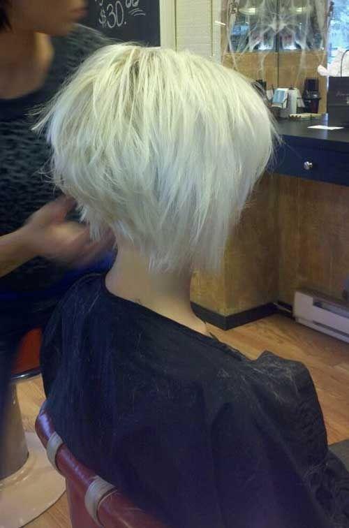 20 Graduated Bob Haircuts   Bob Hairstyles 2015 - Short Hairstyles for Women