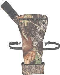 Allen Archery Hunting Broad Head Arrow Hip Quiver