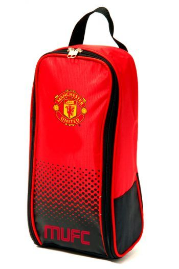 Manchester United F.c Fade Bootbag 220x330 Perfect Gifts For Manchester United Fans