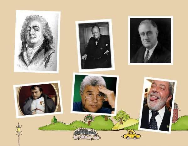 Blog do Arretadinho: Noblat, Lula e a sina dos homens comuns
