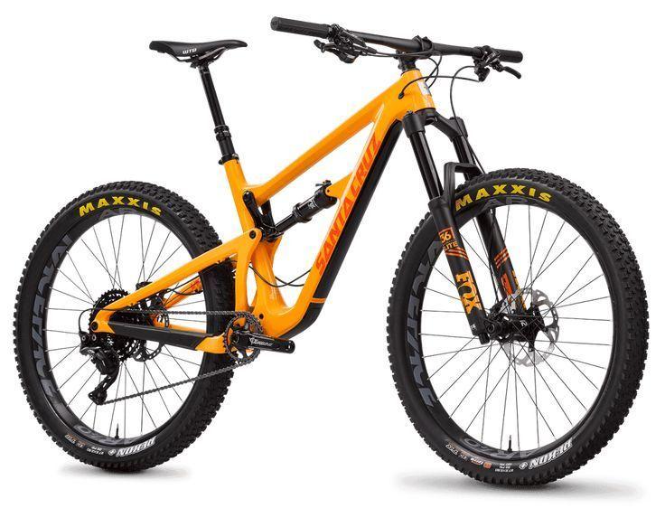 Santa Cruz Hightower Mountain Bike Review With Images Mountain