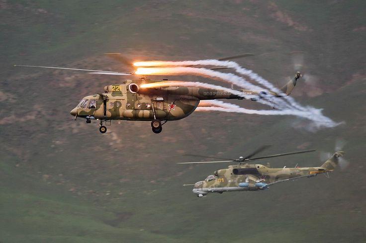 Mil Mi-8 russe