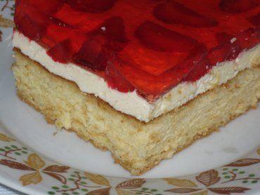 Słodkie, kolorowe i przepyszne ciasto na lato z ulubionymi przez wszystkich... TRUSKAWKAMI :) W sezonie oczywiście korzystamy ze świeżych, słodkich i pełnych letniego słońca truskawek, a poza sezonem śmiało sięgamy po mrożone owoce. Przepis na truskawkowa pychotka.