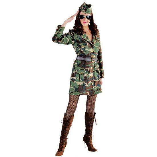 Sexy leger kostuums voor dames. Carnavalskleding 2016 #carnaval