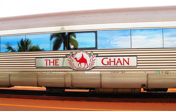 The #Ghan train journey. #Australia