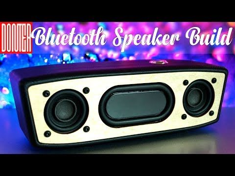 Portable Bluetooth Speaker: 9 Steps (with Pictures)