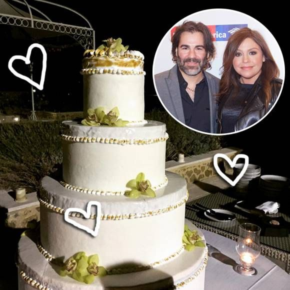Celebrity Wedding Vows Examples: Rachael Ray Renews Her Wedding Vows In Tuscany Where She