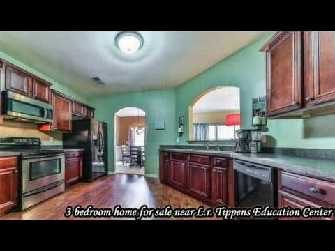 3 Bedroom Home For Sale Near L R Tippens Education Center In Ball Ground