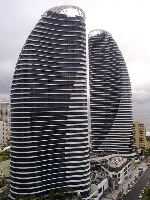 Oracle Towers Apartments Broadbeach Gold Coast Australia by Blakey3, via Flickr