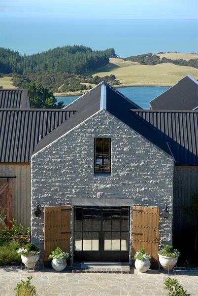 Marvelous Lodge Entrance Cape Kidnappers