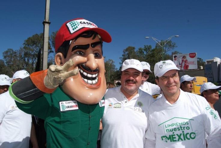 Con mi amigo Mario García!!!