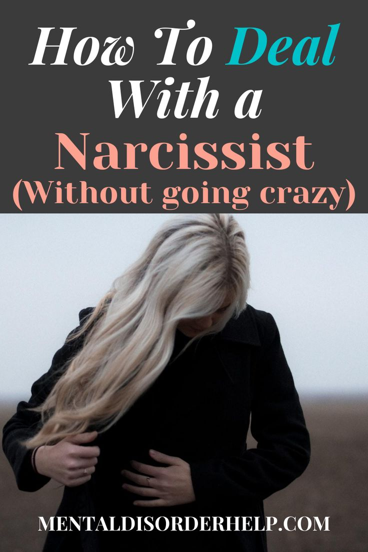 How to deal with narcissist when you are a serious soul in