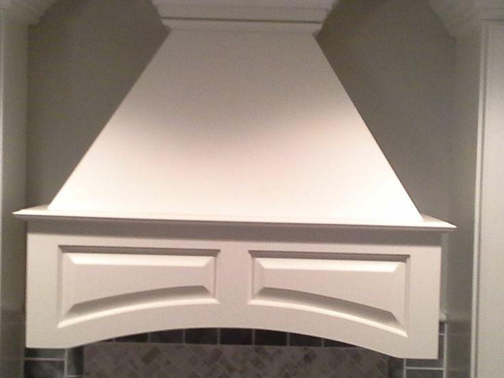30 inch white wood range hood for the kitchen : Ranges, Hoods and Range hoods