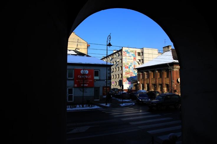 Mayamural, day 5, last. 10/18 Day 5, last. #maya #mural #cracow #2012 #graffiti #streetart Cracow, Poland.