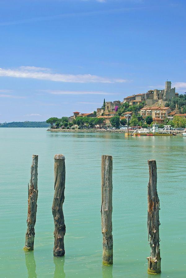 Het Lago di Trasimeno - een van de 25 mooiste meren van Italië