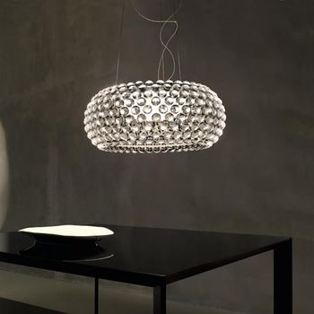 looks like a sea urchin to me. love it.  Caboche Grande Chandelier & Foscarini Caboche Chandelier | YLighting