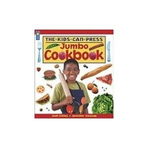 The Jumbo Cookbook, written by Judi Gillies and illustrated by Jennifer Glossop & Louise Phillips