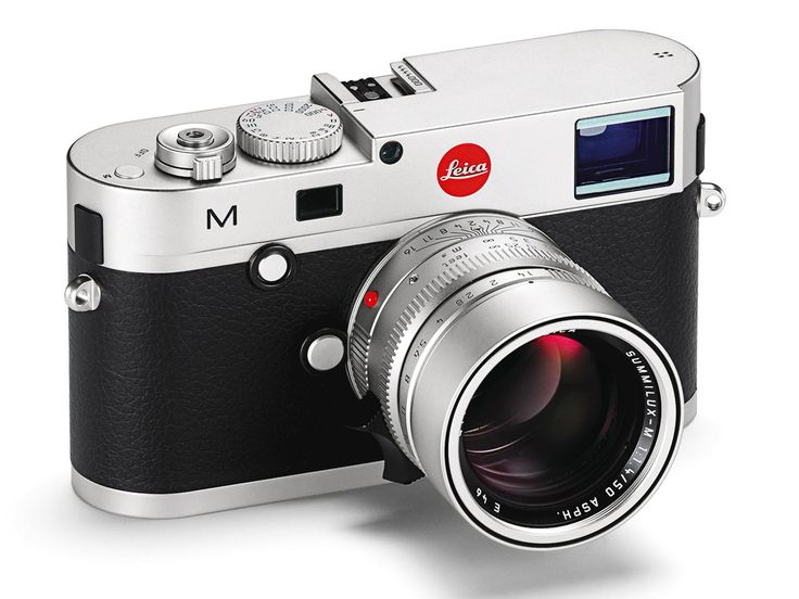 Leica announces 'M' 24MP live view full-frame CMOS rangefinder with movies