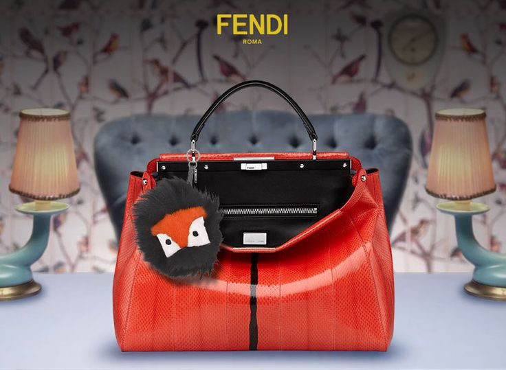 Fendi Buggies: Lucky Look  is the perfect Buggie for me! Try the Buggies Machine and find out which one is made for you.