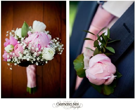 Sweet, soft and pink peonies! - Pinterested @ http://wedspiration.com.