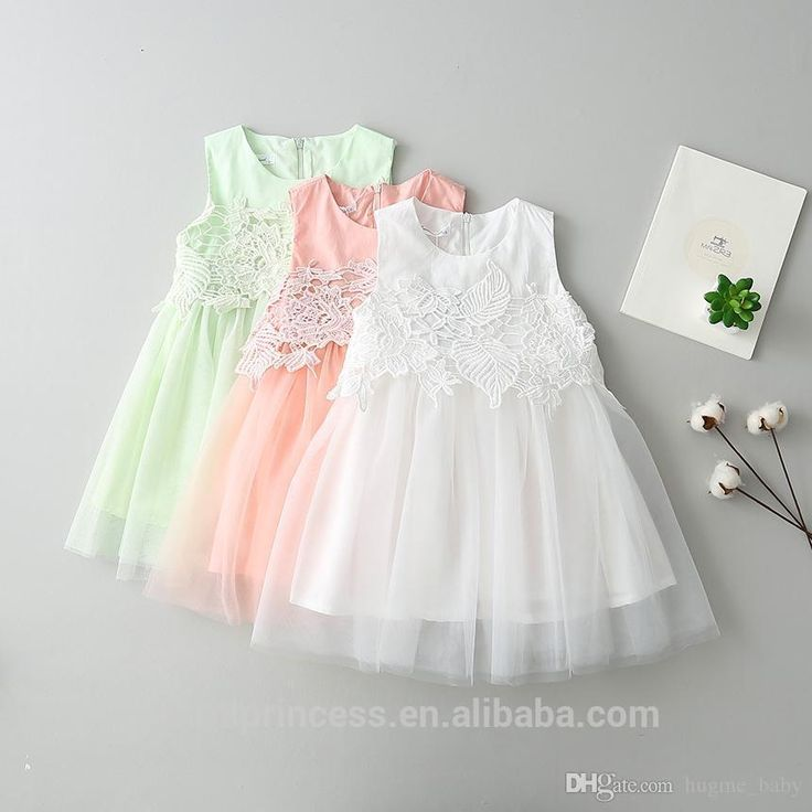 free ship 2017 summer 3colors new Baby girls rose flower tutu dress skirts girls dance lace party dress girls sleeveless vest