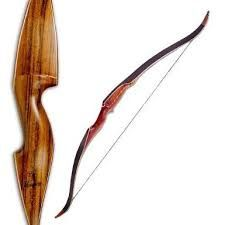 Image result for wooden recurve bow
