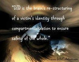 Dissociative Identity Disorder: Breaking the Fear