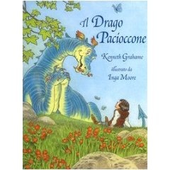 Il drago pacioccone (the reluctant dragon) by kenneth grahame