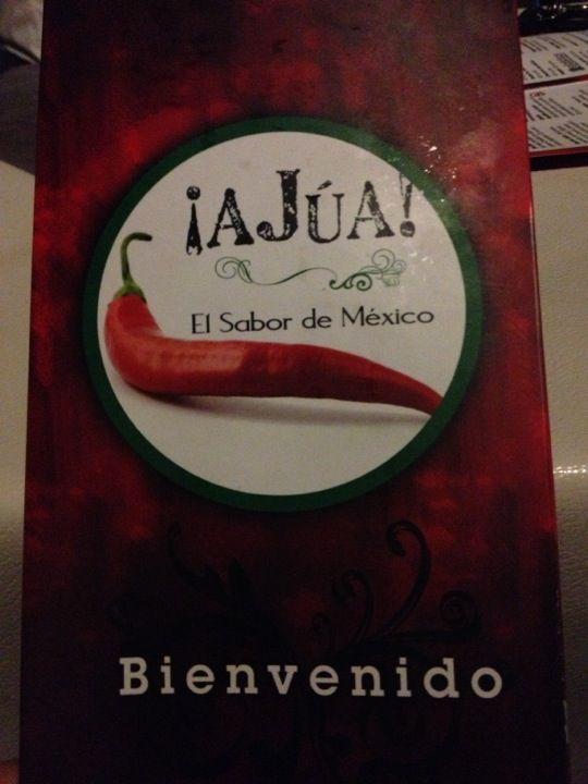Ajúa! El sabor de México delivery Gratis 3274193