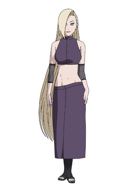Ino Yamanaka | Beauty, Results and Naruto