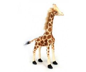 Мягкая игрушка Hansa Жираф 27 см