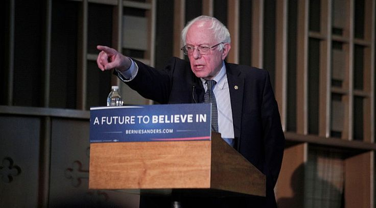 The win suggests Sanders also has a real shot at many of the delegate-rich states — like Ohio, Illinois, and Wisconsin — that lie ahead.