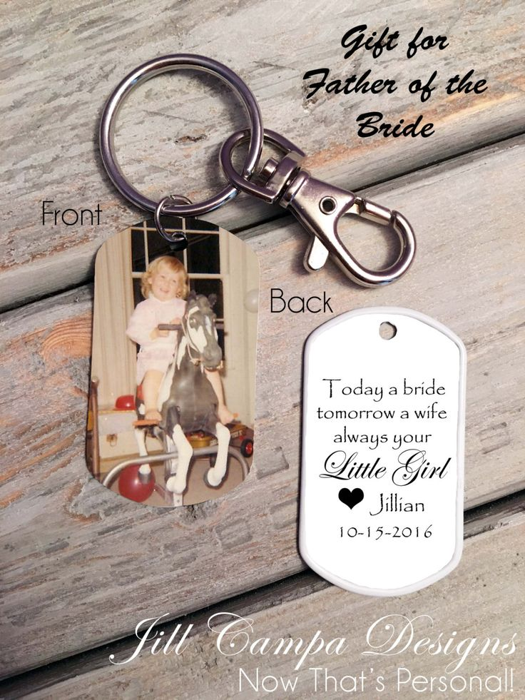 11 best Father of the Bride images on Pinterest | Bride gifts ...