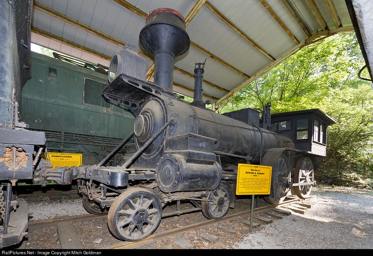 Surviving New York Central Railroad Locomotives